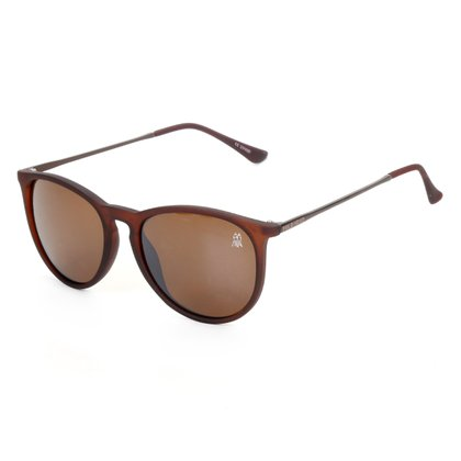 Óculos Solar Polo Wear Redondo Mg0453-C4 Masculino