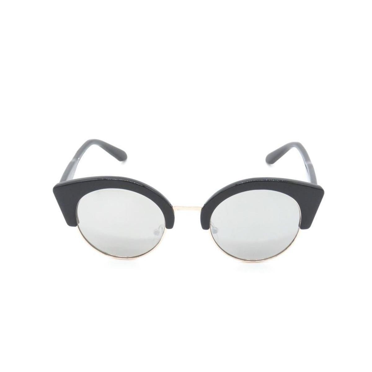 Óculos Solar Prorider com Detalhes - Preto