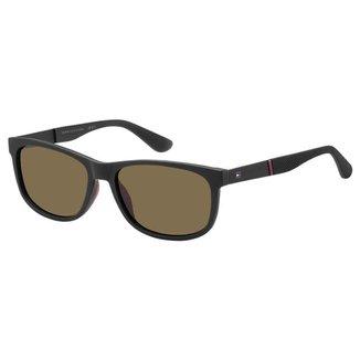 Óculos Tommy Hilfiger 1520/S Preto Fosco