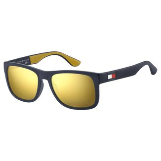Óculos Tommy Hilfiger 1556/S Azul/Amarelo