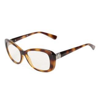 Óculos Vogue Metal Com Lentes De Plástico 0VO2943SBW6565X55 Feminino