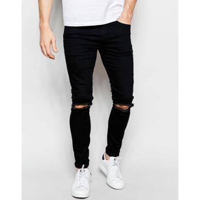 Offert Kit Calças Offert Jeans Destroyed Skinny / 48 Masculino - Zattini BR