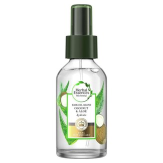 Óleo Capilar Aqua Herbal Essences Babosa & Extrato de Coco 100ml