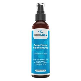 Óleo de Limpeza Facial QRxLabs Deep Facial Cleansing Oil 180ml