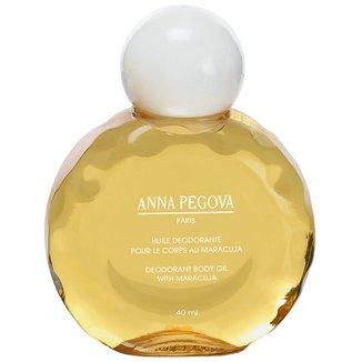 Óleo Desodorante para o Corpo Maracujá Anna Pegova - 40ml