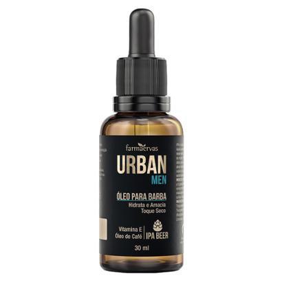 Óleo para Barba Urban Men IPA 30ml