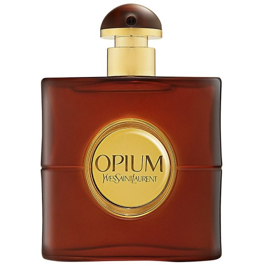 Opium Yves Saint Laurent Eau de Toilette - Perfume Feminino 50ml - Incolor