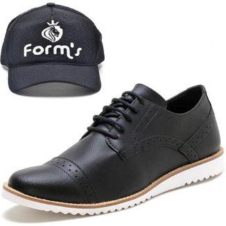 Oxford Form's + Boné Masculino