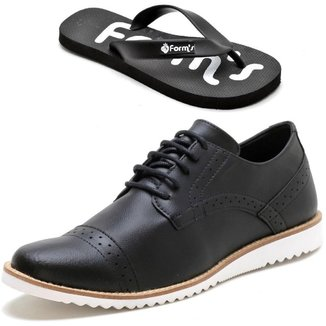 Oxford Masculino Form's + Chinelo