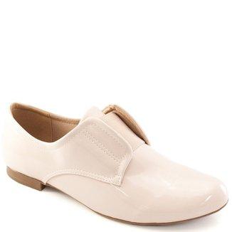 Oxford Verniz Numeração Especial Sapato Show