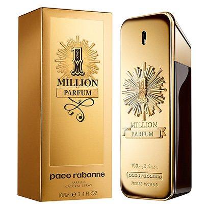 Paco Rabanne 1 Million Parfum Eau De Parfum Masculino 100ml - Masculino-Incolor