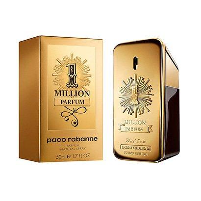 Paco Rabanne 1 Million Parfum Eau De Parfum Masculino 50ml - Masculino-Incolor