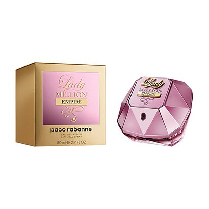 Paco Rabanne Lady Million Empire Eau De Parfum Feminino 80ml - Feminino-Incolor