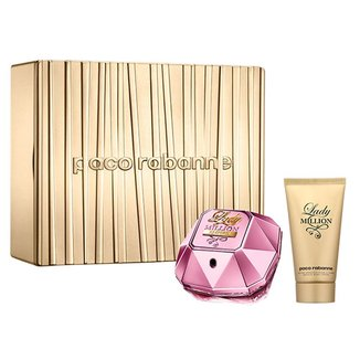 Paco Rabanne Lady Million Empire Kit Perfume Feminino EDP + Hidratante