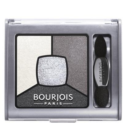 Paleta de Sombras Smoky Stories Bourjois - 01 - Grey e Night