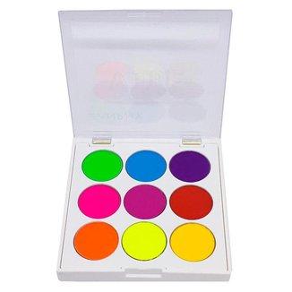 Paleta de Sombras Zanphy Vibe Neon 02