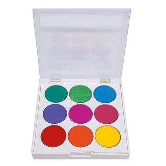 Paleta de Sombras Zanphy Vibe Neon 03