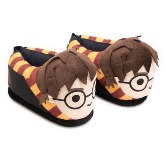 Pantufa Ricsen 3D Harry Potter - Preto