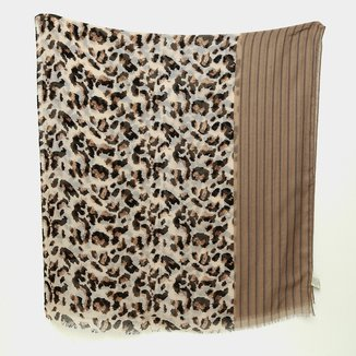 Pashmina Xale Animal Print