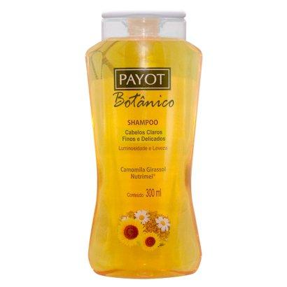 Payot Botânico Camomila, Girassol e Nutrimel - Shampoo 300ml