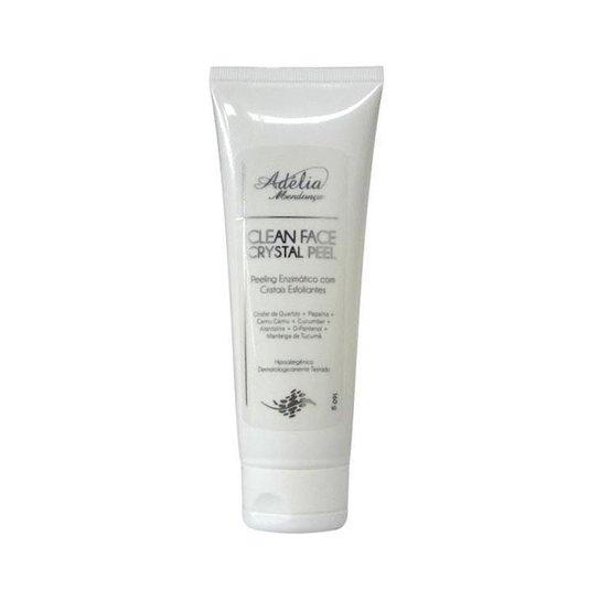 Peeling Enzimático com Cristais Esfoliantes 160 g Adélia Mendonça - Incolor