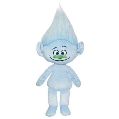 Pelúcia Trolls - 45 cm - Guy Diamond - Hasbro