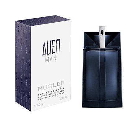 Perfume Alien Man - Thierry Mugler - Eau de Toilette Thierry Mugler Masculino Eau de Toilette