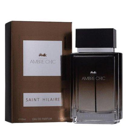 Perfume Ambre Chic Pour Homme EDP 100 ml - Selo ADIPEC - Sem Celofane