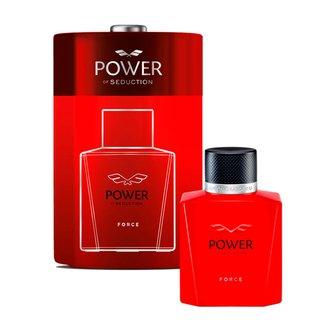 Perfume Antonio Banderas Energy Power of Seduction - Force Feminino Eau de Toilette 100ml