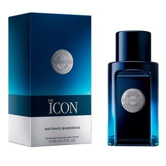 Perfume Antonio Banderas The Icon Eau de Toilette masculino 50ml