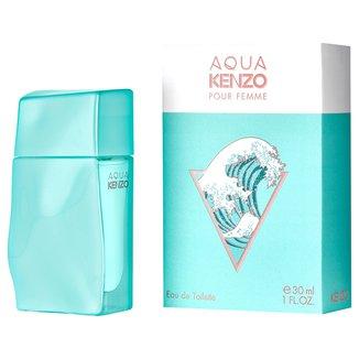 Perfume Aqua Feminino Kenzo Eau de Toilette 30ml