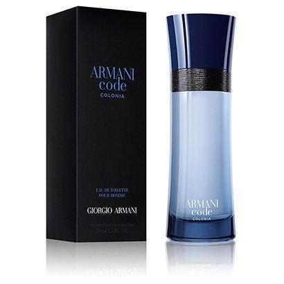 80368d27d Perfume Armani Code Colonia Masculino Giorgio Armani EDT 75ml - Incolor |  Zattini