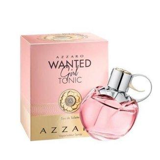 Perfume Azzaro Wanted Girl Tonic EDT 30 ml