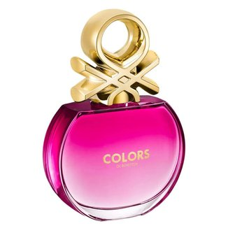 Perfume Benetton Colors Pink Feminino - Eau de Toilette 50ml