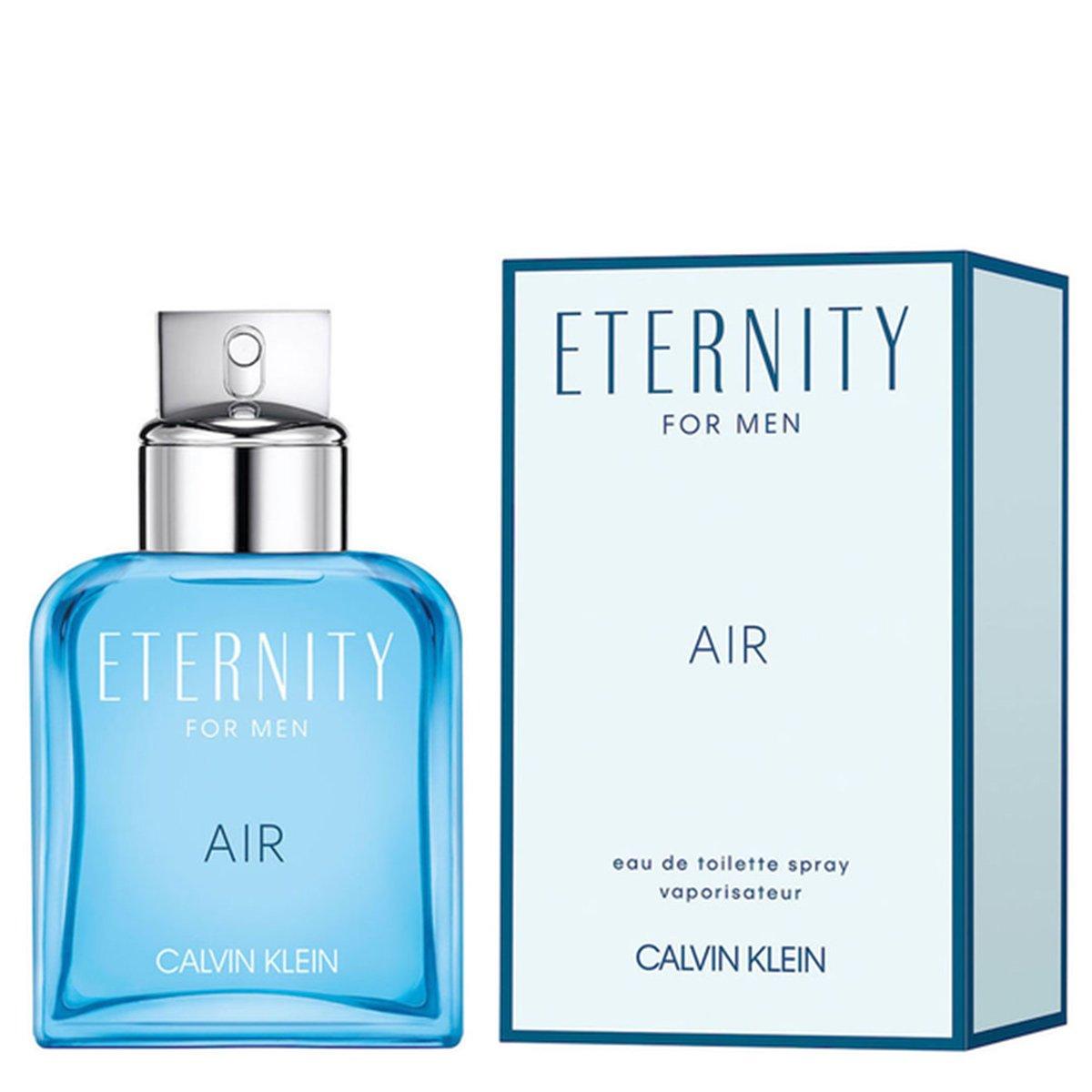 67e822a39 Perfume Calvin Klein Eternity Air Men EDT Masculino 30ml - Incolor - Compre  Agora