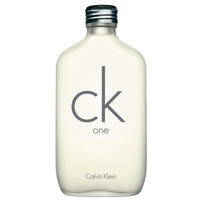 Perfume Calvin Klein Unissex CK One EDT 100ml - Unissex