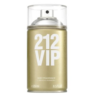 Perfume Carolina Herrera 212 Vip Body Spray Feminino 250ml
