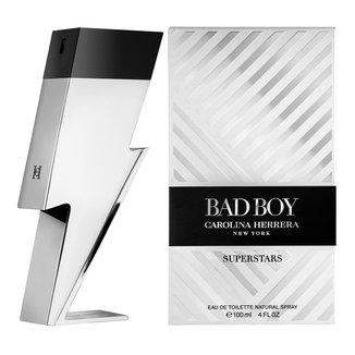 Perfume Carolina Herrera Bad Boy Superstars Eau de Parfum Masculino 100 ML