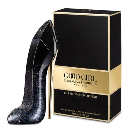 Perfume Carolina Herrera Good Girl Suprême Eau de Parfum 50ml Feminino