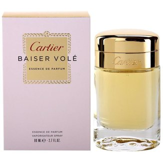 Perfume Cartier Baiser Volé Essence de Parfum 80 ml