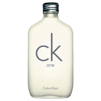 Perfume CK One Unissex Calvin Klein EDT 200ml