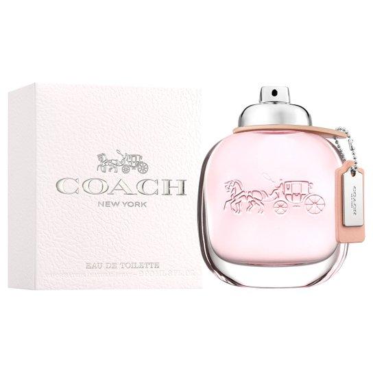 Perfume Coach Feminino Coach EDT 90ml - Incolor