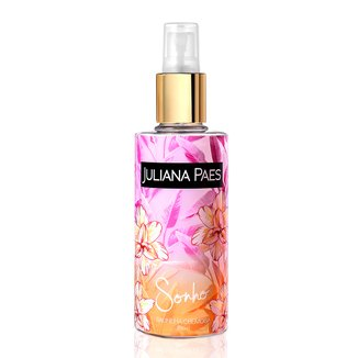Perfume Corporal Juliana Paes Body Splash Sonho Feminino 200ml