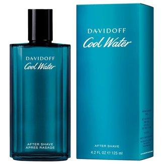 Perfume Davidoff cool water 125ml lacrado original
