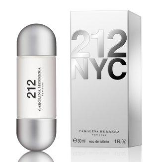 Perfume Feminino 212 Carolina Herrera Eau de Toilette 30ml