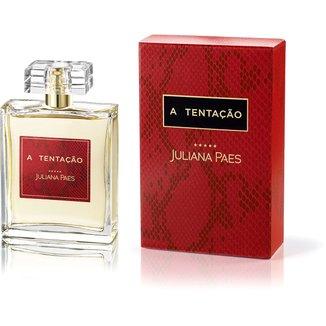 Perfume Feminino A Tentação Juliana Paes 100ml