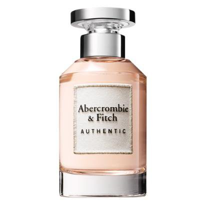 Perfume Feminino Authentic Woman Abercrombie & Fitch Eau de Parfum 100ml