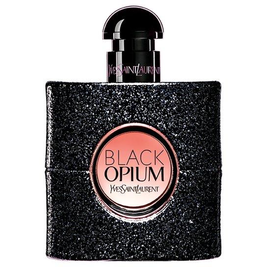 Perfume Feminino  Black Opium Yves Saint Laurent EDP 50ml - Incolor