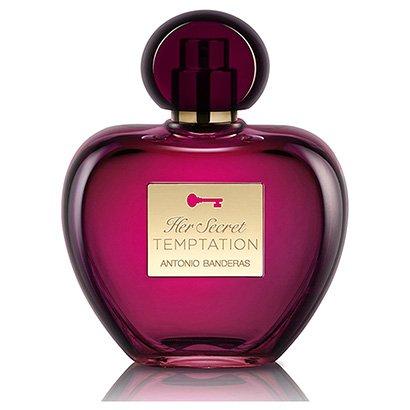 Perfume Her Secret Temptation - Antonio Banderas - Eau de Toilette Antonio Banderas Feminino Eau de Toilette