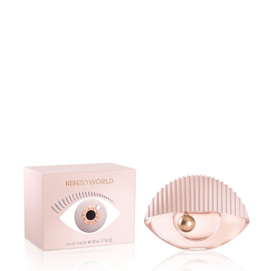 Perfume Feminino Kenzo World Eau de Toilette 30ml - Incolor